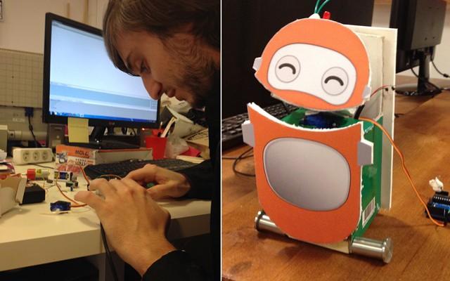 Ateliers 3D, électronique, graphisme, ça vous tenterait ?