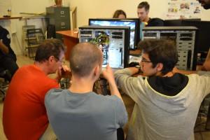 Atelier démontage d'ordinateur - Semaine bidouille électronique